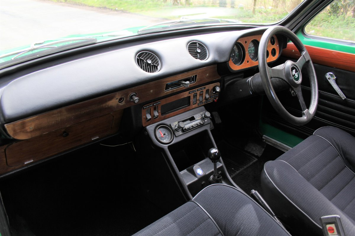 1974 Genuine Ford Escort MkI Mexico, Great Driver, Usable Example SOLD (picture 11 of 20)