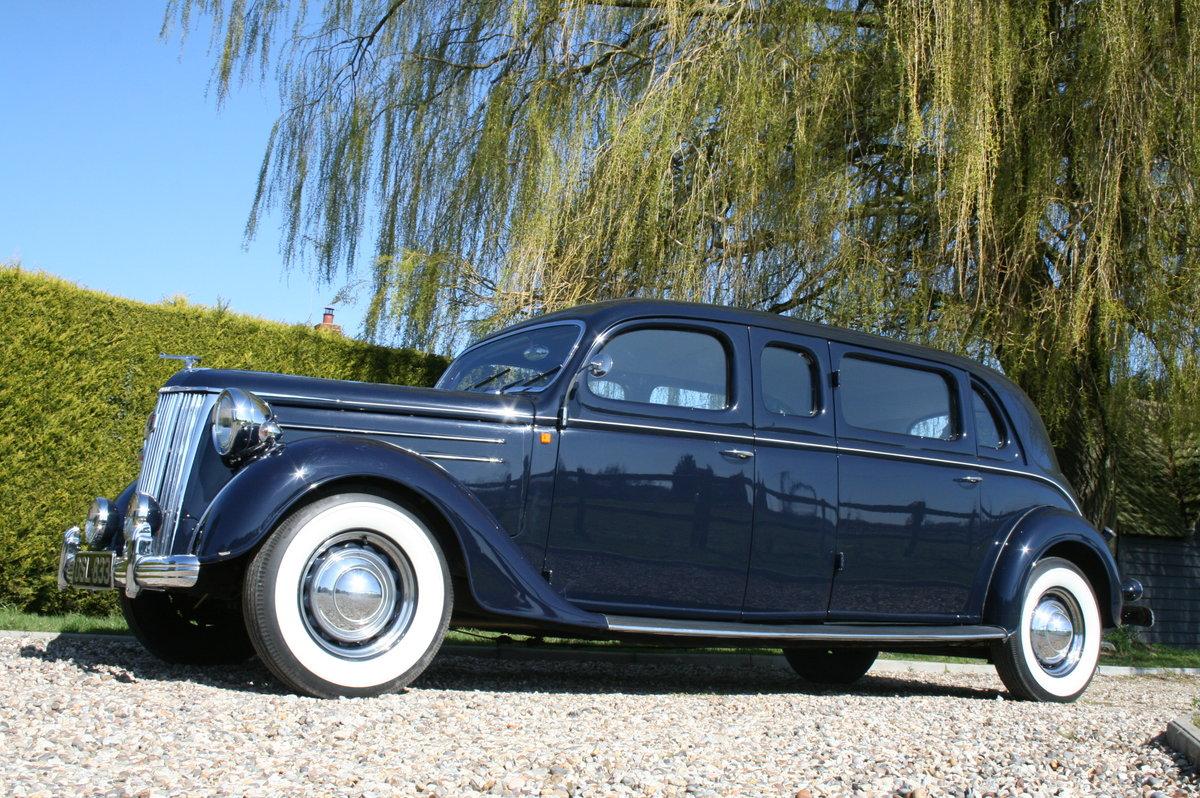 1950 Ford Pilot Limousine. Unique car,Unique Opportunity For Sale (picture 1 of 6)