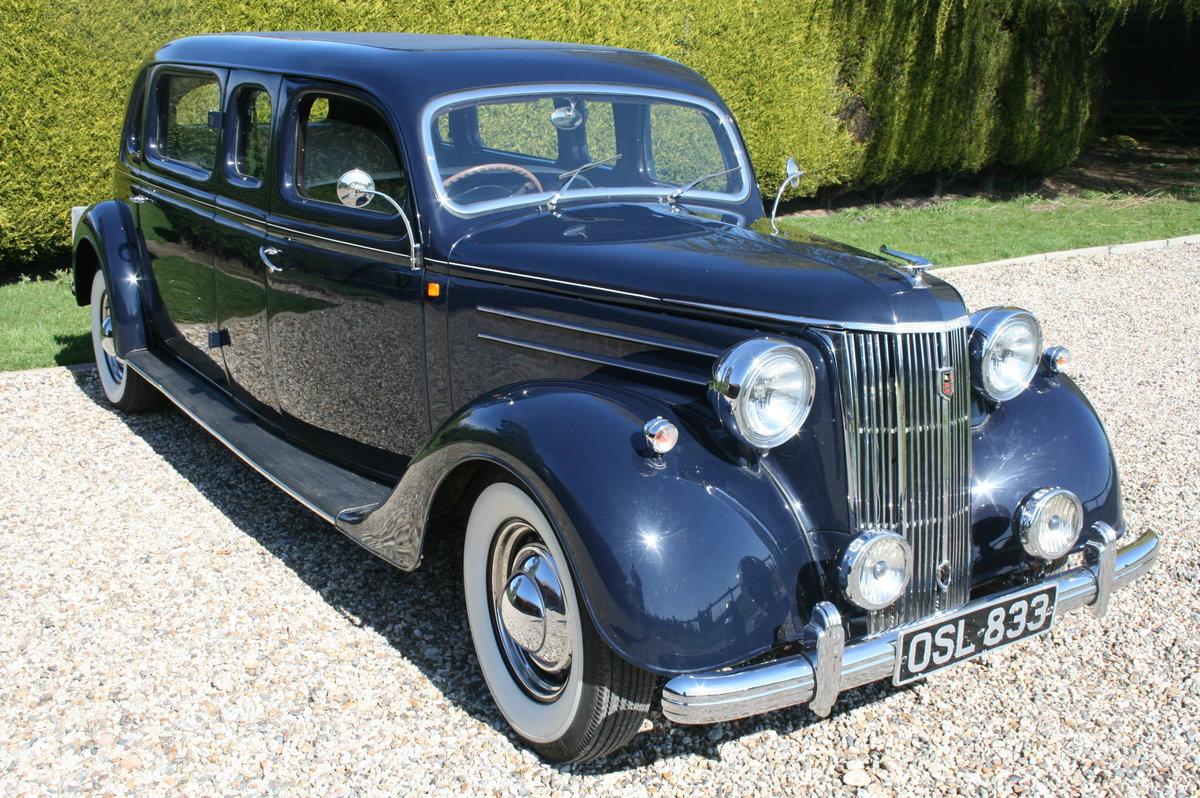 1950 Ford Pilot Limousine. Unique car,Unique Opportunity For Sale (picture 2 of 6)