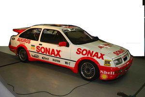 1986 Ford Sierra RS Cosworth GrN Ex works Wolf Racing