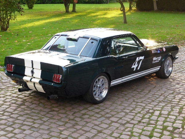1965 Ford Mustang Notchback For Sale (picture 3 of 6)