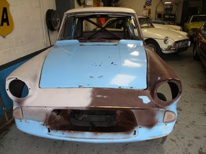 1960  FORD ANGLIA - RACE PREPARED