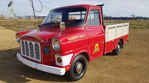 1972 FORD TRANSIT RARE CLASSIC  MK1 PICK UP PERKINS DIESEL