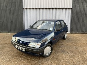 Stunning 1994 Ford Fiesta Fresco **14,485miles from new** For Sale