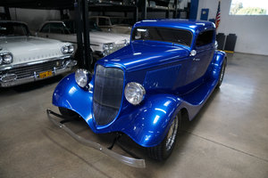 1933 Ford Custom 3 Window Coupe SOLD