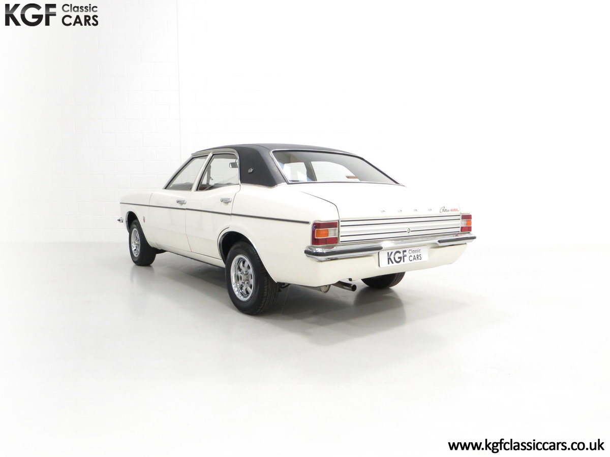 1972 An Iconic Top of the Range Ford Cortina Mk3 2000 GXL For Sale (picture 4 of 6)