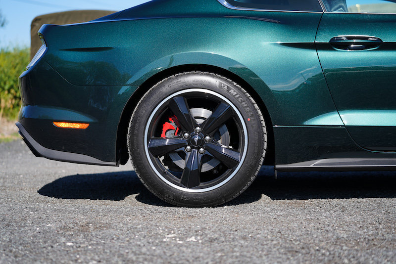 2019 Ford Mustang BULLITT 5.0 V8 PHYSICAL CAR CHOICE OF 2 ON SOLD (picture 5 of 6)