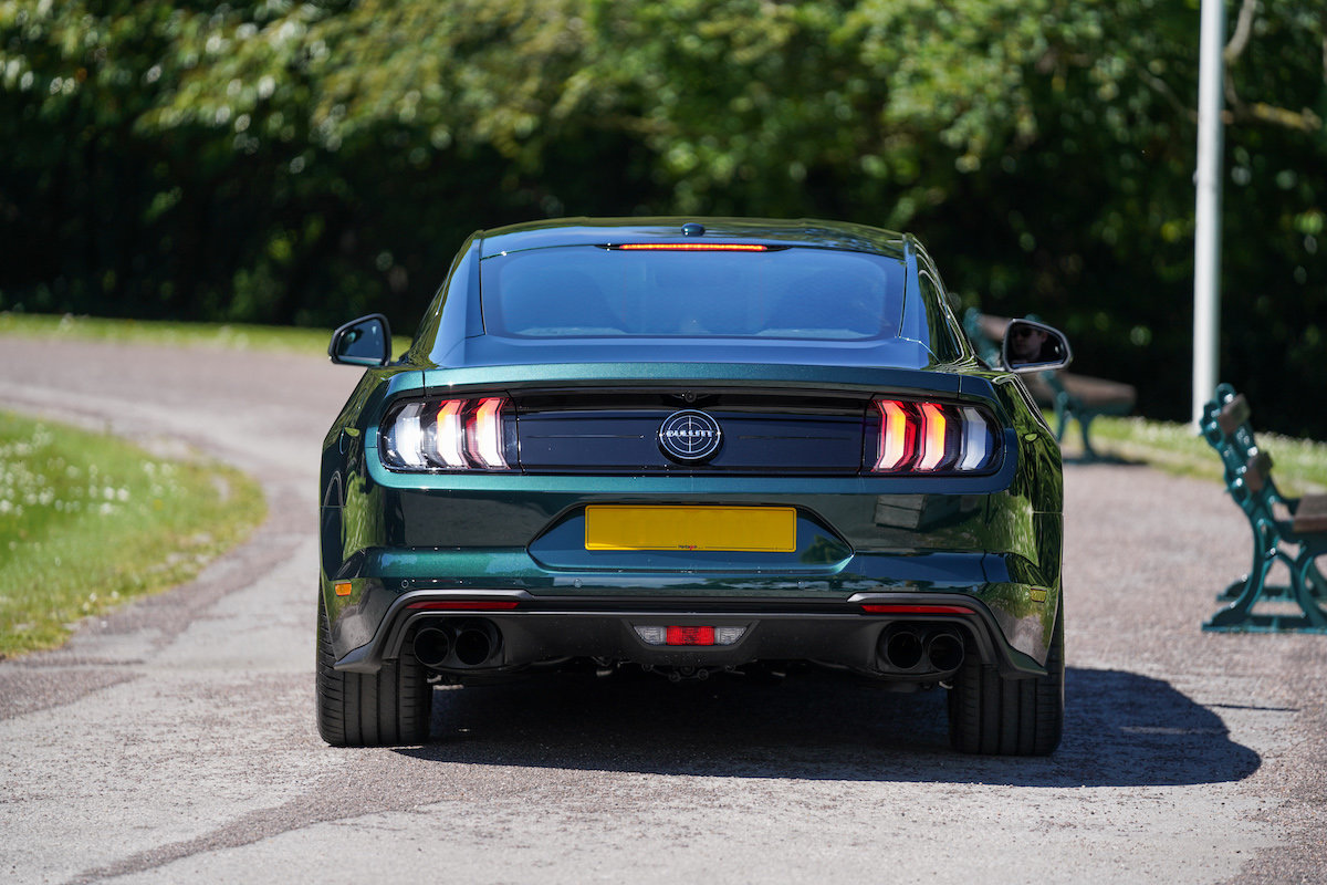 2019 Ford Mustang BULLITT 5.0 V8 PHYSICAL CAR CHOICE OF 2 ON SOLD (picture 6 of 6)