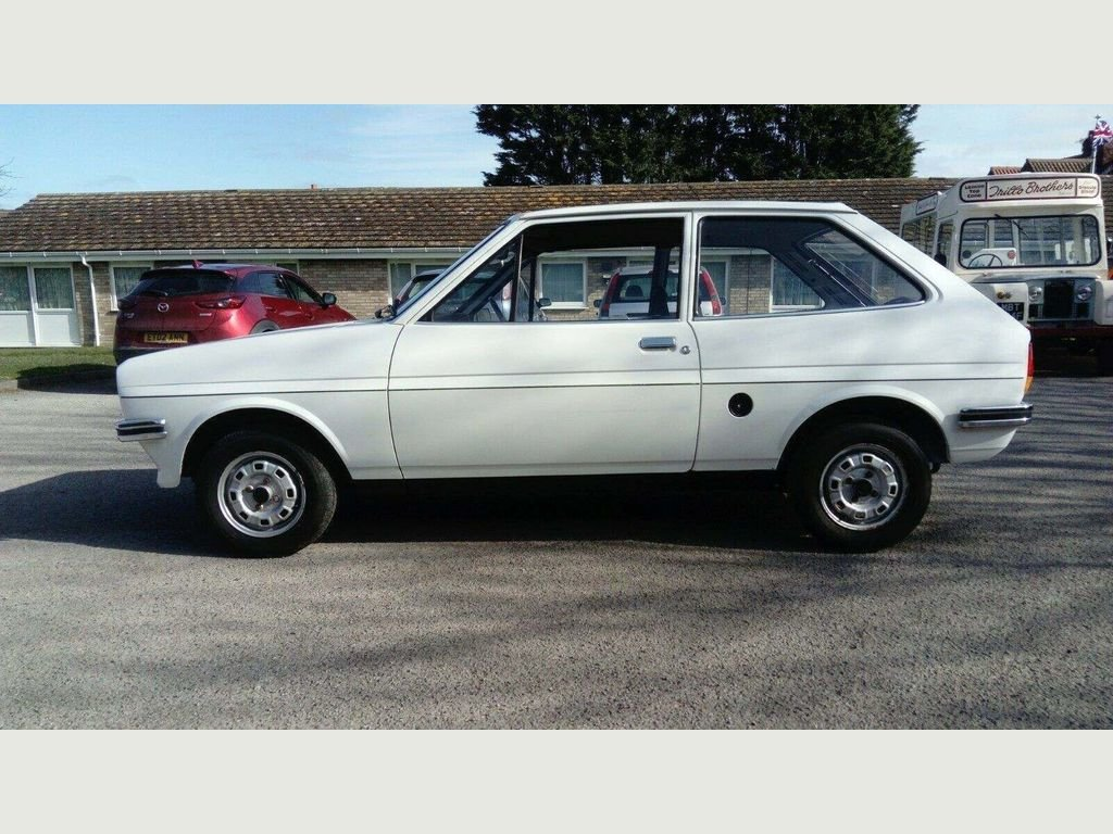 1980 ford fiesta 1.1 l For Sale (picture 1 of 2)