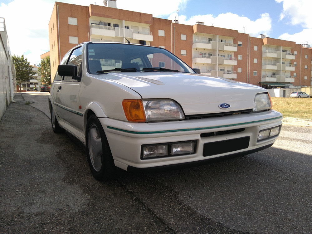 1991 Ford Fiesta RS Turbo (replica) For Sale (picture 1 of 6)