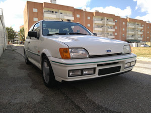 1991 Ford Fiesta RS Turbo (replica)