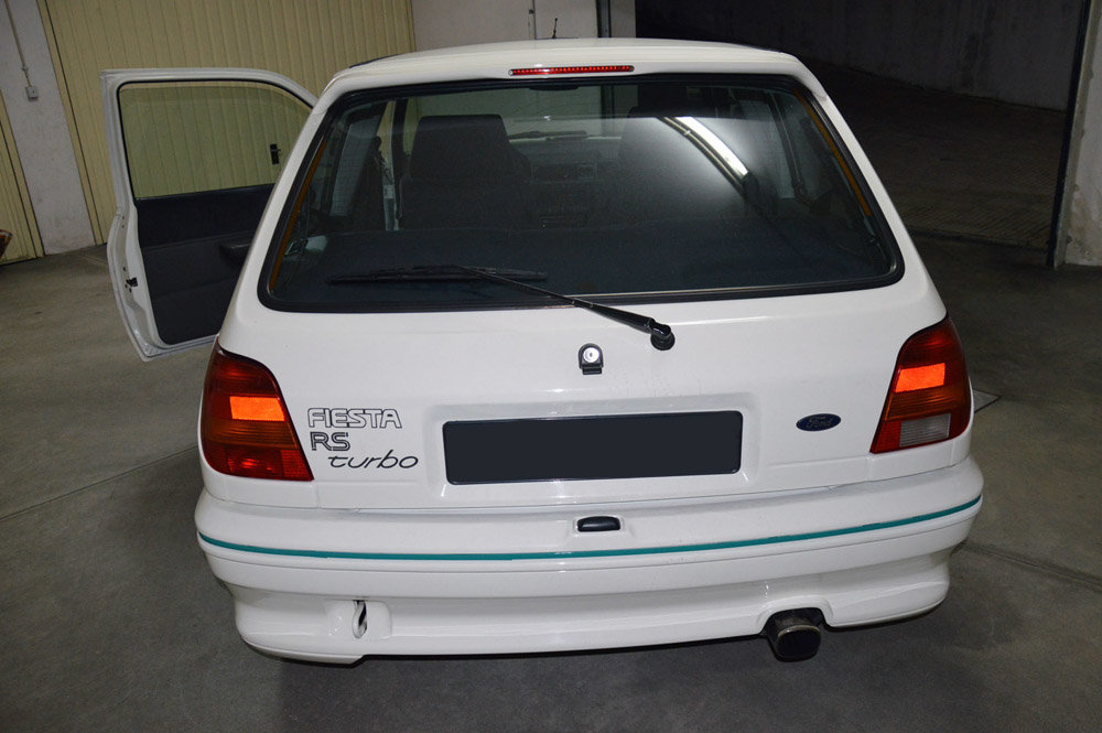 1991 Ford Fiesta RS Turbo (replica) For Sale (picture 3 of 6)