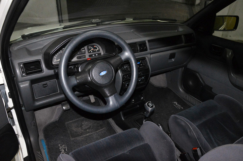 1991 Ford Fiesta RS Turbo (replica) For Sale (picture 6 of 6)