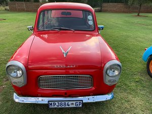 1960 Ford Prefect , Running and Licensed