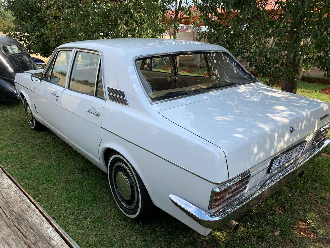1968 MK4  Zephyr V6 , Running and Licensed For Sale (picture 2 of 6)