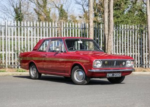 1970 Ford Lotus Cortina Mk.II