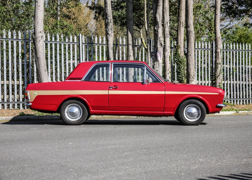 1970 Ford Lotus Cortina Mk.II For Sale (picture 2 of 6)