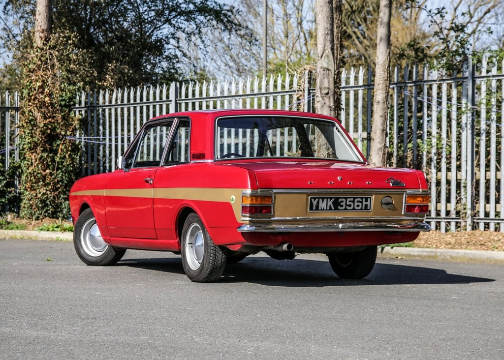 1970 Ford Lotus Cortina Mk.II For Sale (picture 3 of 6)