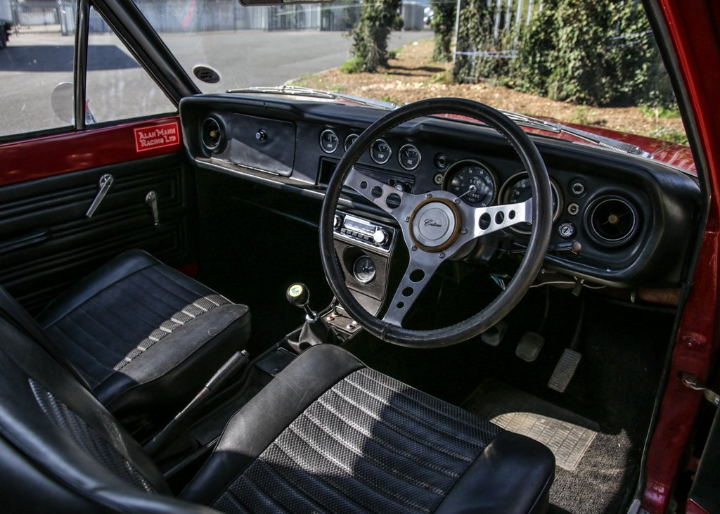1970 Ford Lotus Cortina Mk.II For Sale (picture 4 of 6)