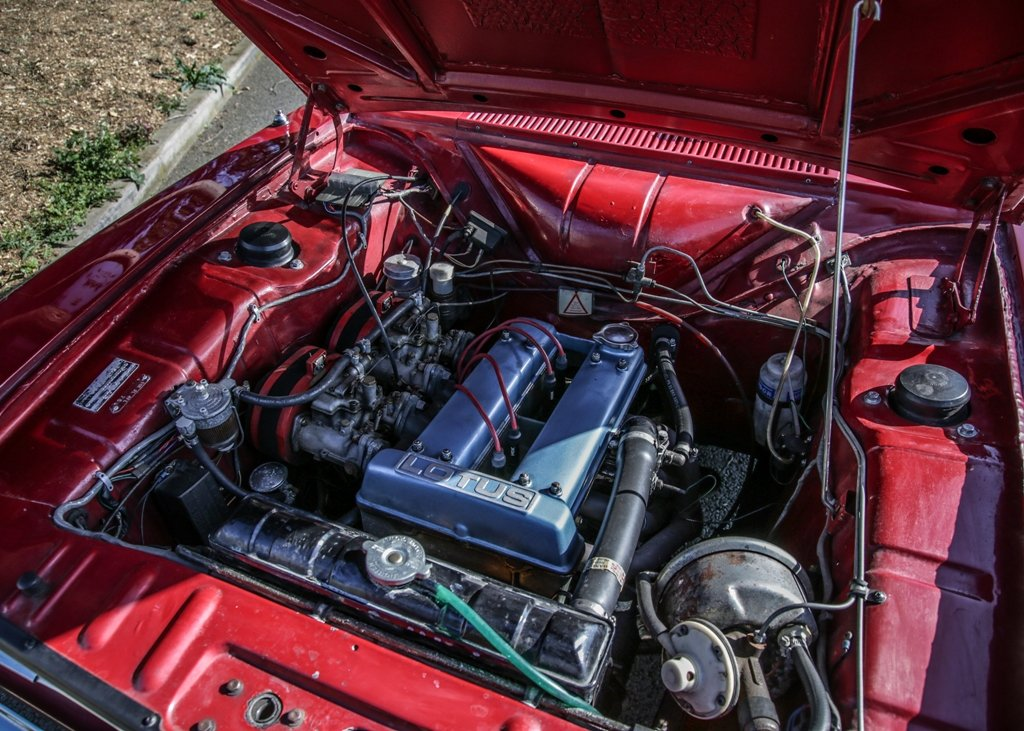 1970 Ford Lotus Cortina Mk.II For Sale (picture 5 of 6)