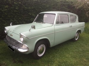 Ford Anglia 105e 39000 miles Superb