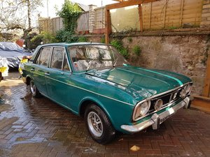 1969 ford cortina mk2 1600e , 2 previous owners