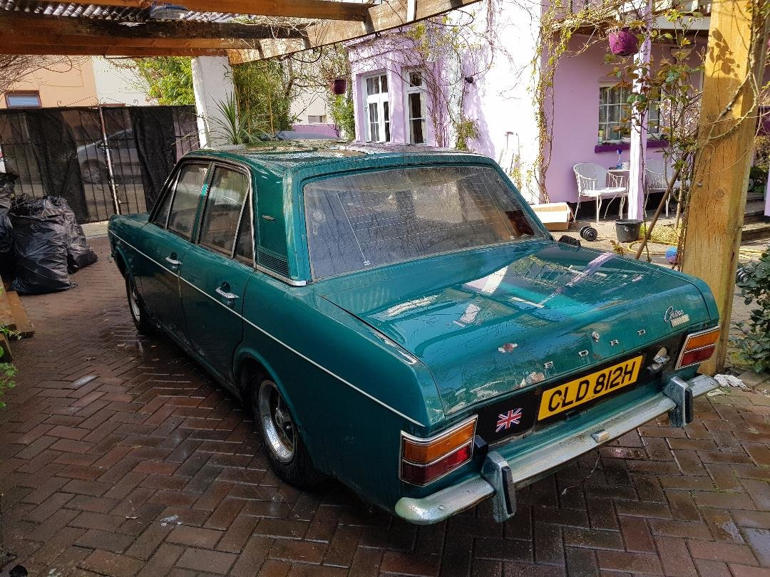1969 ford cortina mk2 1600e , wanted  wanted wanted (picture 2 of 6)