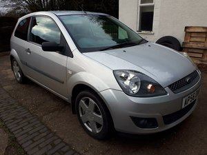 2007 Ford Fiesta 1.2 Petrol ** LOW MILEAGE**