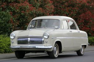 Ford Consul, 1954, LHD, first paint, 54.000 Km, 7.900,- Euro