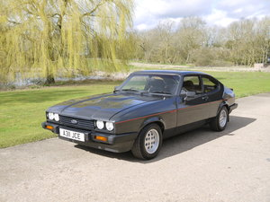 1983 (A) Ford Capri 2.8 V6 Injection
