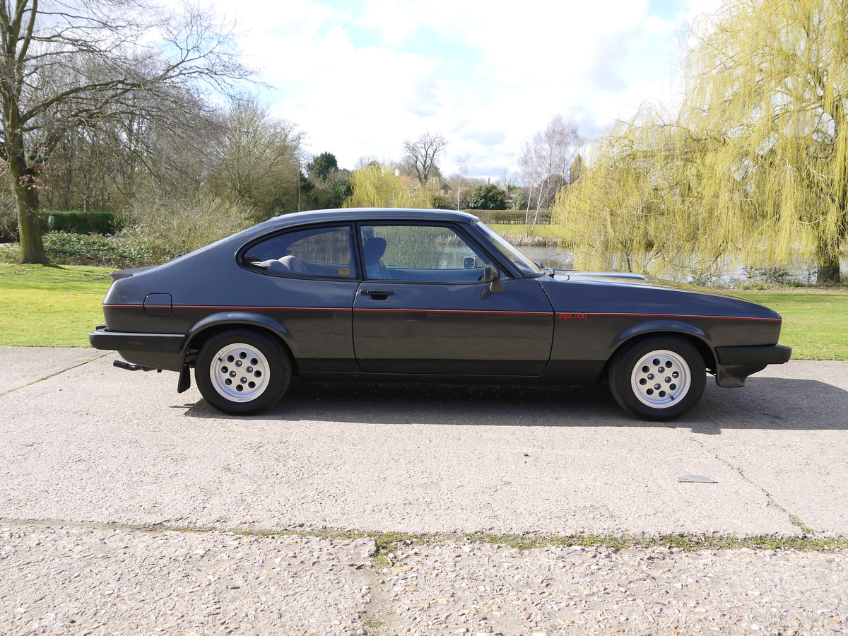 1983 (A) Ford Capri 2.8 V6 Injection  For Sale (picture 2 of 6)