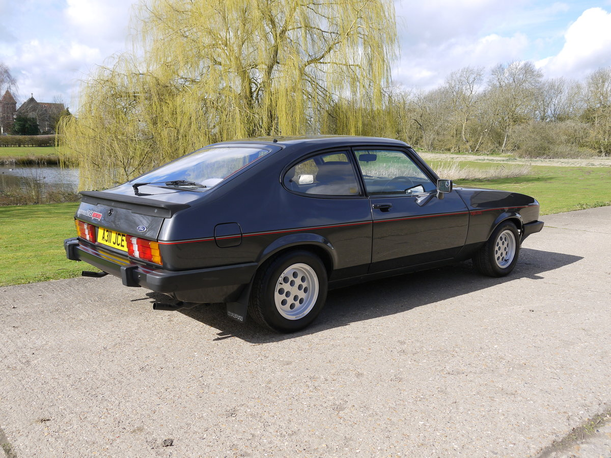 1983 (A) Ford Capri 2.8 V6 Injection  For Sale (picture 3 of 6)