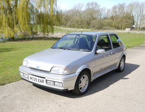 1995 (M) Ford Fiesta RS1800i