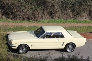 1965 Ford Mustang 289 V8 Auto Original California Car