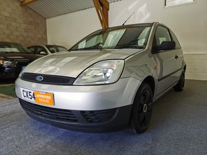 2004 Ford Fiesta 1.25 16v Finesse *MOT'd 08/10/2020*>PX To Clear<