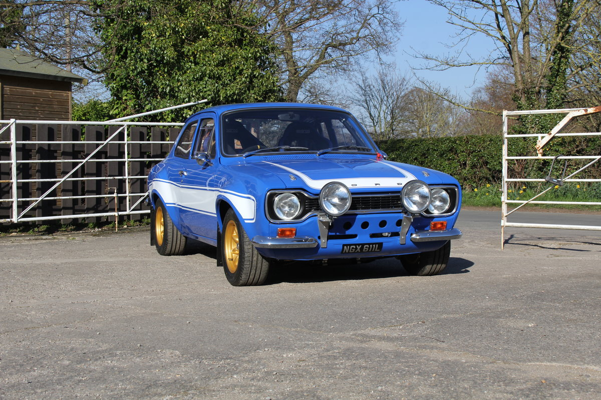 1972 Ford Escort MkI Fast and Furious Jump Car SOLD (picture 1 of 24)