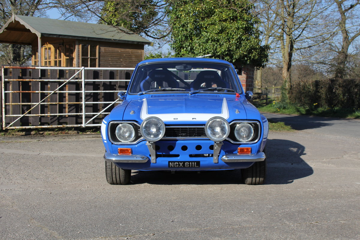1972 Ford Escort MkI Fast and Furious Jump Car SOLD (picture 2 of 24)