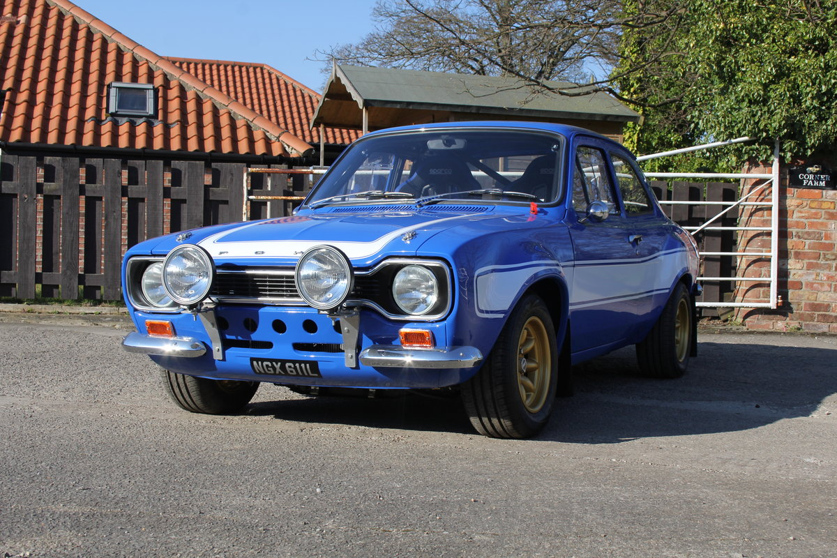 1972 Ford Escort MkI Fast and Furious Jump Car SOLD (picture 3 of 24)
