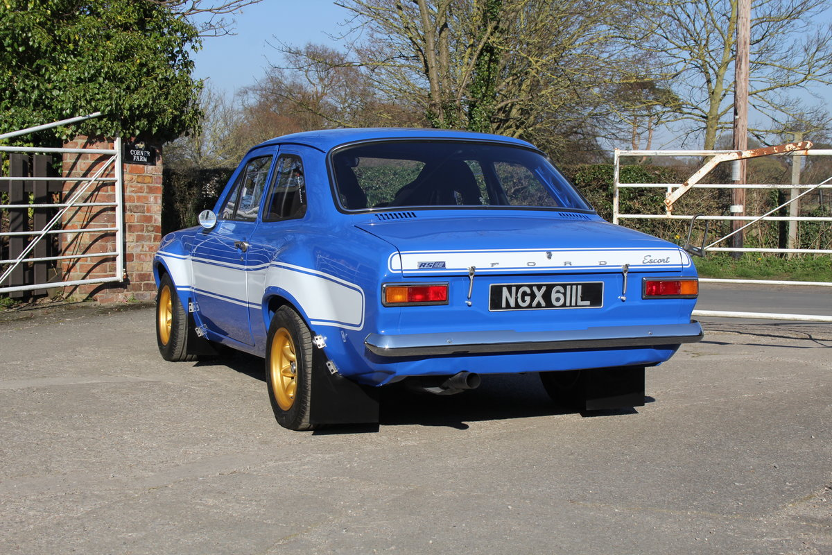 1972 Ford Escort MkI Fast and Furious Jump Car SOLD (picture 4 of 24)