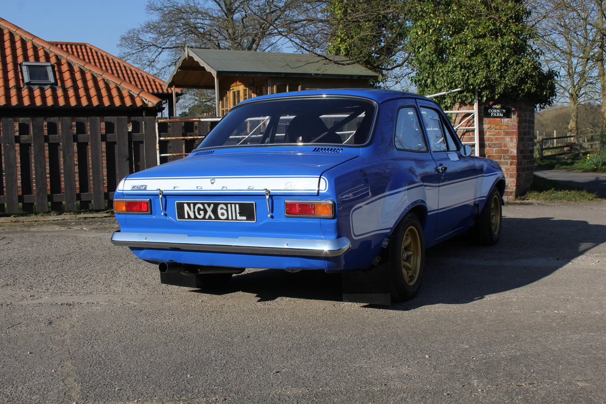 1972 Ford Escort MkI Fast and Furious Jump Car SOLD (picture 6 of 24)