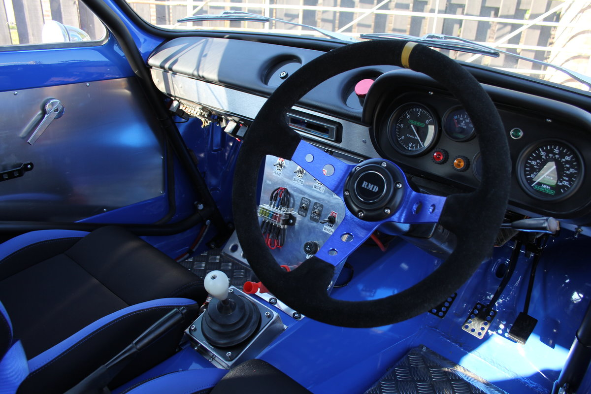 1972 Ford Escort MkI Fast and Furious Jump Car SOLD (picture 7 of 24)