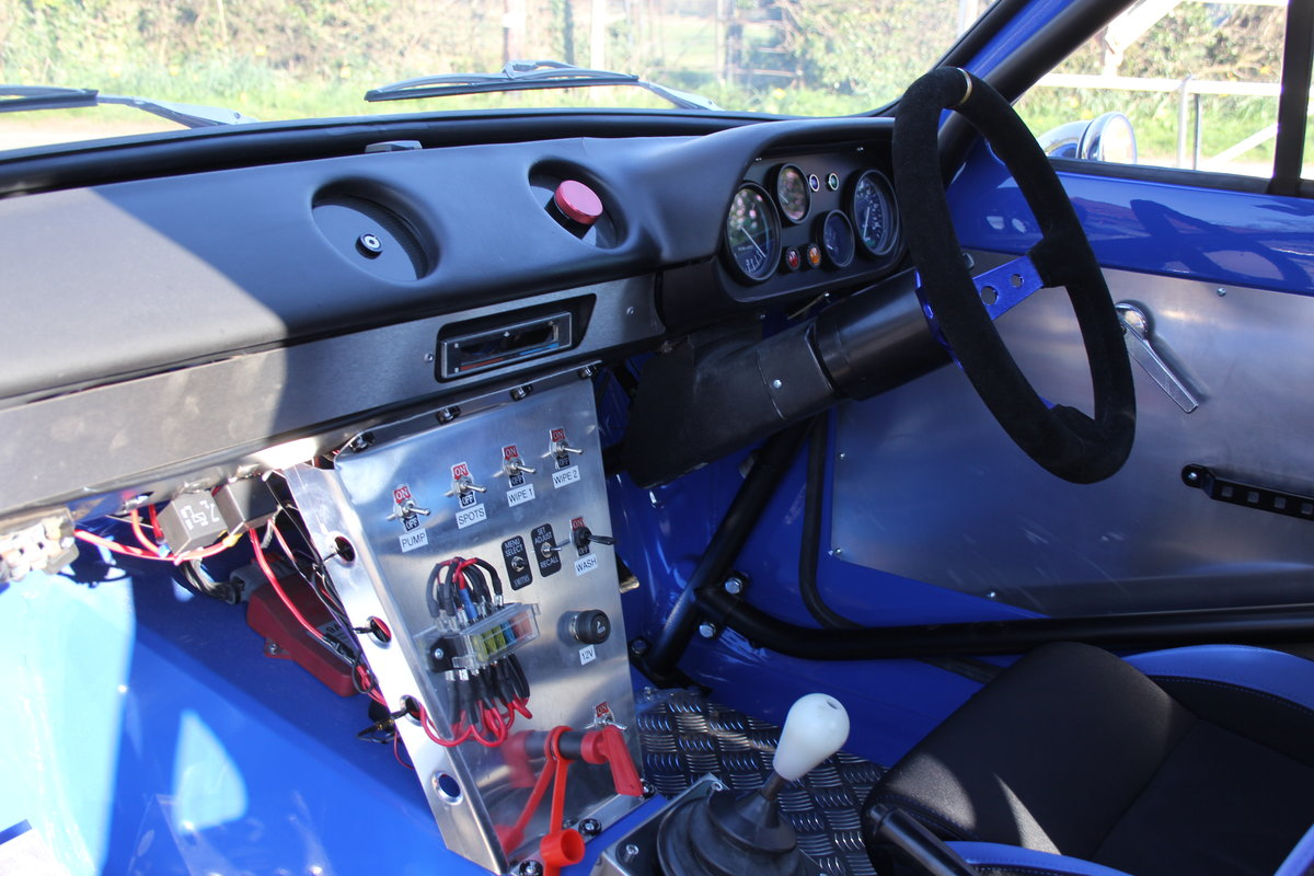 1972 Ford Escort MkI Fast and Furious Jump Car SOLD (picture 10 of 24)