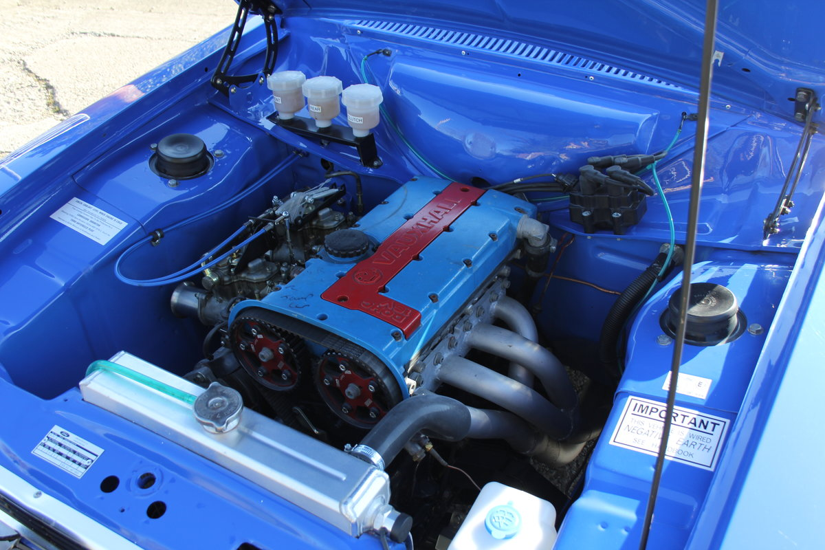 1972 Ford Escort MkI Fast and Furious Jump Car SOLD (picture 14 of 24)