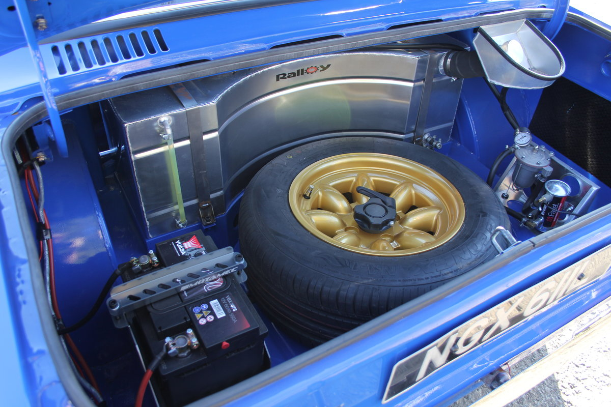 1972 Ford Escort MkI Fast and Furious Jump Car SOLD (picture 17 of 24)