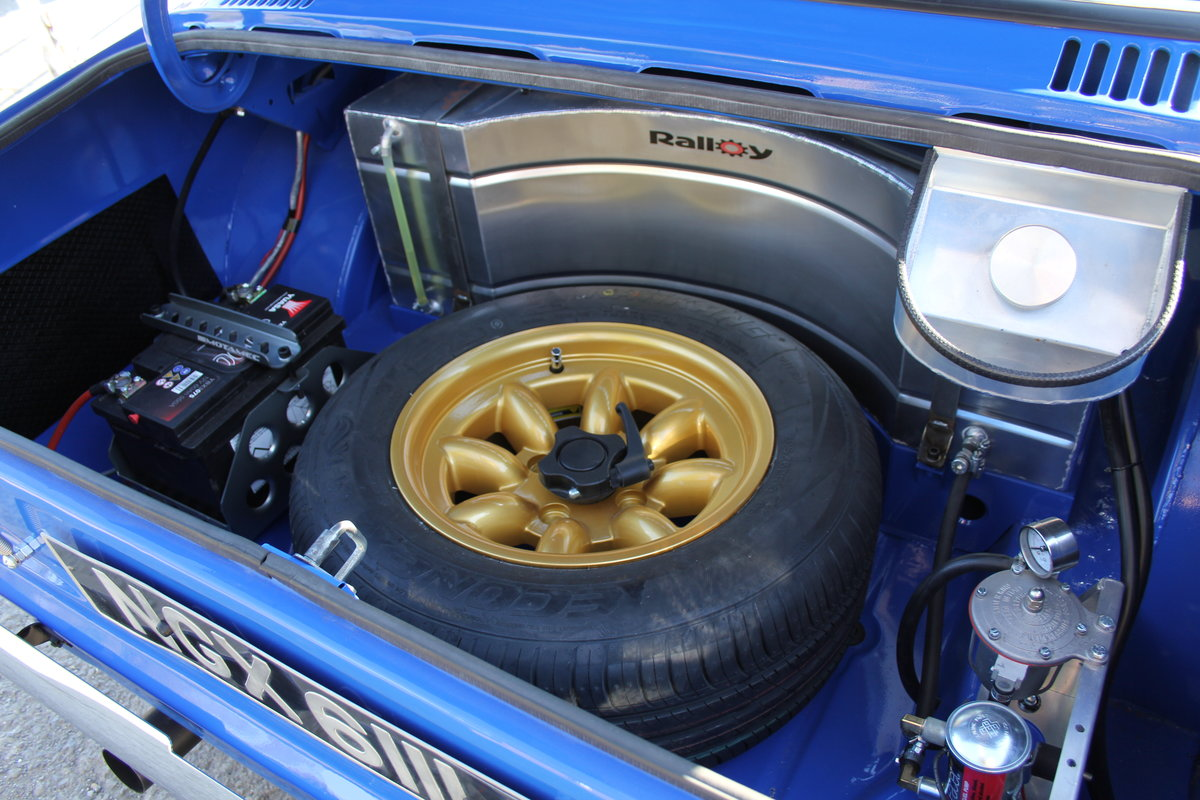 1972 Ford Escort MkI Fast and Furious Jump Car SOLD (picture 18 of 24)