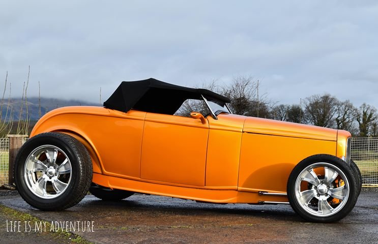 1947 32 ford roadster replica For Sale (picture 2 of 6)
