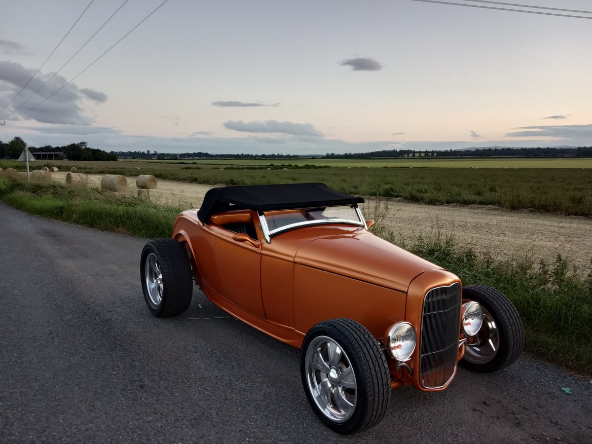1947 32 ford roadster replica For Sale (picture 4 of 6)