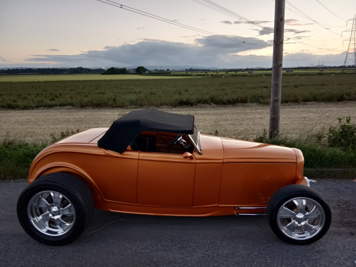 1947 32 ford roadster replica For Sale (picture 5 of 6)