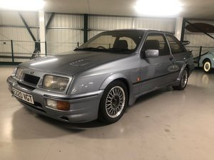 1987 FORD SIERRA COSWORTH RS500 IN MOONSTONE BLUE