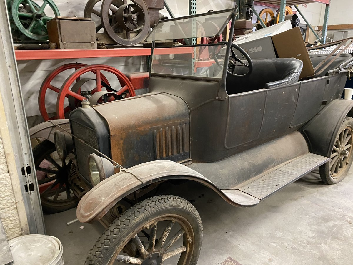 1917 Original, Great Driving 100+ Year Old Classic Touring Car For Sale (picture 1 of 6)